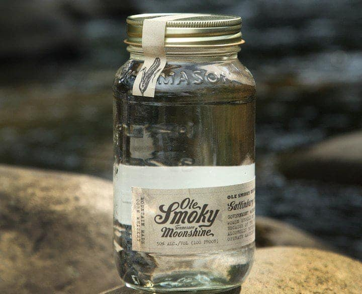 Ole Smoky Moonshine in Gatlinburg