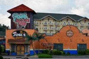 no way joses mexican cantina pigeon forge